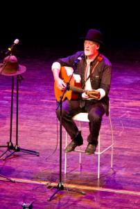 Evert sjunger Dan Andersson