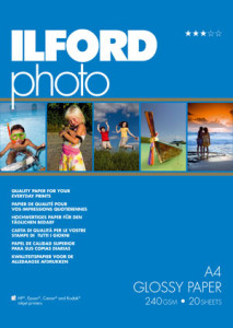 Ilfords nya fotopapper, för konsumenterna