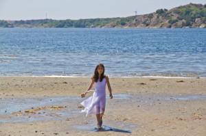 Flickan och havet