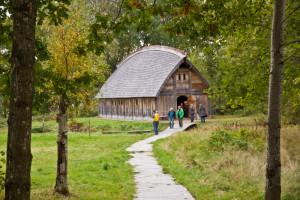 Vikingagård i nutid