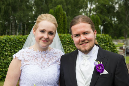 Elin och Filip Larsson